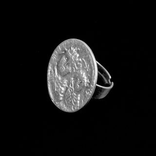 Antik Look Design Ring