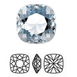 12 mm Cushion Square Swarovski Kristall