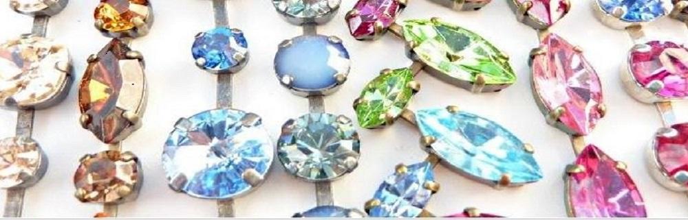 Fassungen für Swarovski Steine