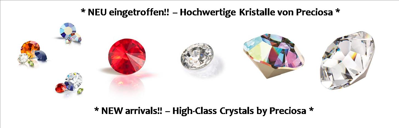 Preciosa Kristalle - Crystals